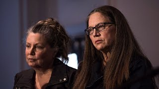 The sisters of missing Toronto man Andrew Kinsman say they have found some relief in Bruce McArthur being charged with their brother?s murder. Patricia Kinsman and Karen Coles are thanking everyone who helped search for their brother. (The Canadian Press)