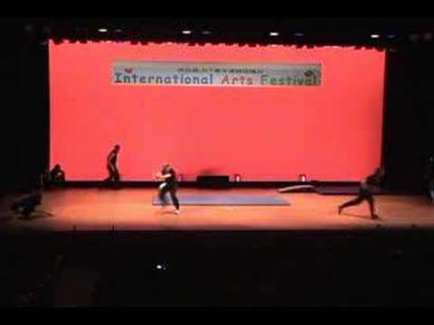JN23 Arts Festival 2008 - Acrobatics Part 2
