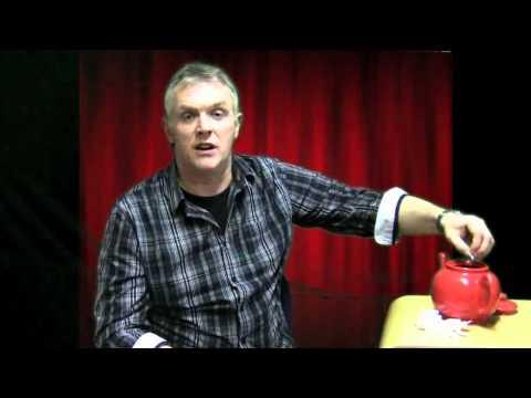 Interview: Inbetweeners star Greg Davies takes the talkSPORT teapot challenge!