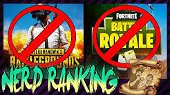 Top10: Die besten Battle Royale Alternativen zu Fortnite und PUBG | NerdRanking