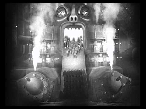 Image result for metropolis movie moloch