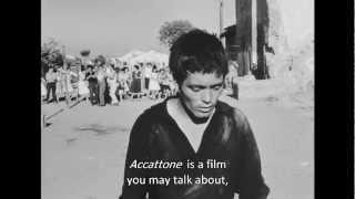 Pasolini's ACCATTONE (Masters of Cinema)