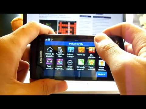 Nawigacja GPS w Samsung S8530 Wave II. samsungbada.pl