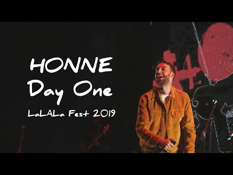 HONNE - Day 1 ◑ (Live at LaLaLa Festival 2019) Indonesia Mp3