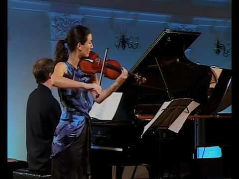 ZAGREB KOM 3 • C. Debussy: Sonata for violin and piano (1. Allegro vivo)
