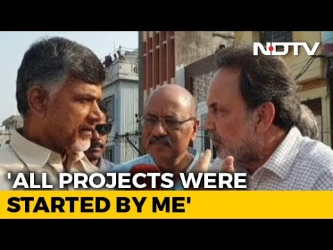 Will He Be Opposition's PM Face? NDTV Exclusive With Chandrababu Naidu