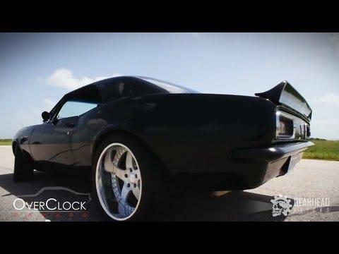 Pro Touring 67 Camaro Ls2 Project Overclock Action Restoration