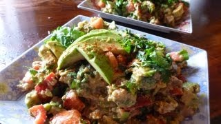 Easy Mexican Recipes - Mexican Tuna Ceviche Recipe