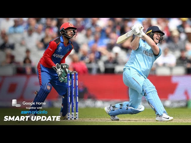 Hussey: The way England attacked Rashid Khan was scary