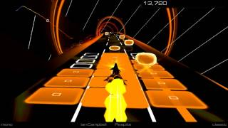 Audiosurf 2: Bleed OST Ian Campbell-Respite