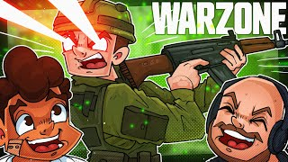 Nadeshot Said I Couldn't Have Fun SO I POPPED OFF - Call Of Duty Warzone