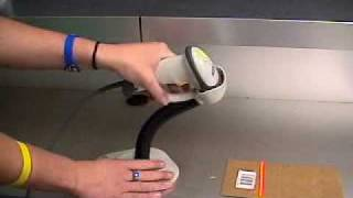 Symbol LS2208 Barcode Scanner Review