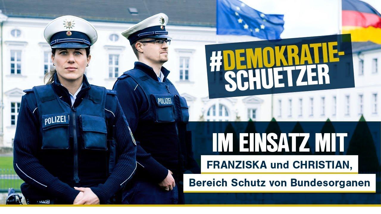 Karriere Bundespolizei