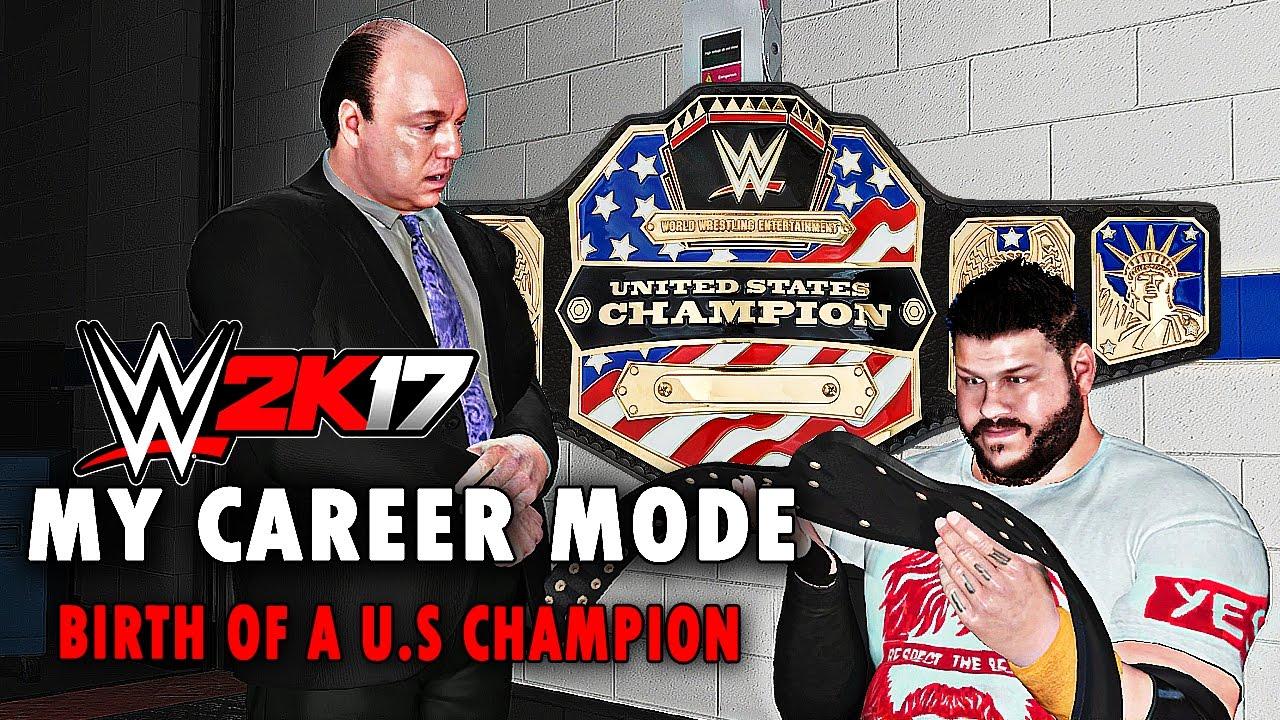68f22202d5c97 WWE 2K17 My Career Mode -