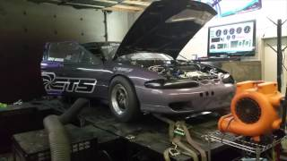 Jeff Bush - Highest Hp 4cyl AWD Auto Dyno - 930hp