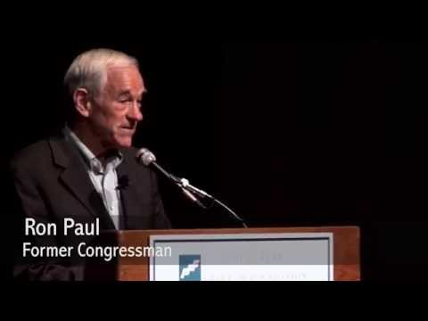 Ron Paul - Stop the Wars on Drugs & Terrorism