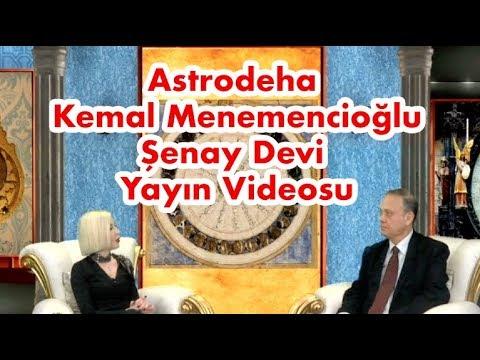 Astrodeha Kemal Menemencioğlu & Şenay Devi Yayın Videosu