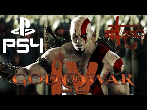 God of war 4 release date ps4 in Hamilton