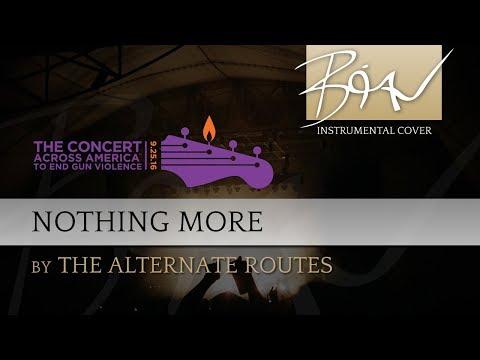 Nothing More - The Alternate Routes (Instrumental Cover + Karaoke Lyrics)