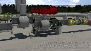 """48"""" Pipeline isolation allows safe maintenance and modification activities"""