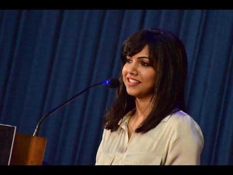 Kavan Heroine MadonnaSebastian Speech | Kavan Press Meet | THI CINEMAS