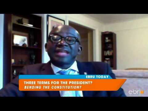 Ebru Today -  Dr.Mamadou Diouf on the Upcoming Senegal Elections of 2012