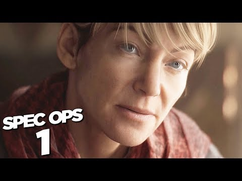 CALL OF DUTY MODERN WARFARE SPEC OPS Walkthrough Gameplay Part 1 - HEADHUNTER (COD MW)