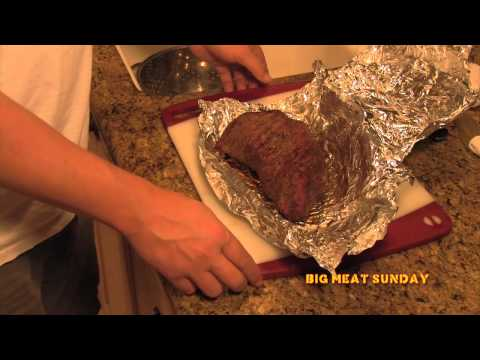 How To Make Tri Tip From The Heavens Recipe - BigMeatSunday