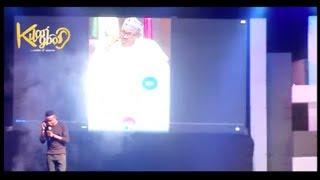 Comedian Pencil Reports Wizkid & Davido's fight to President Buhari In London @ Pencil Unbroken