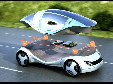 Future Transportation Car Technology