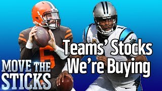 Teams with HUGE Playoff Potential in 2019 | Move The Sticks