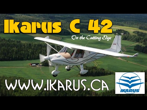 Comco Ikarus C42, Light Sport Aircraft in the U.S., Advanced Ultralight in Canada.