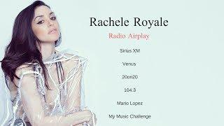 Rachele Royale on the Radio ...