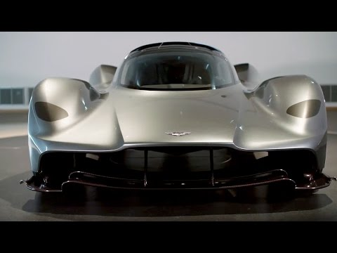 Aston Martin Valkyrie (Previously AM-RB 001)