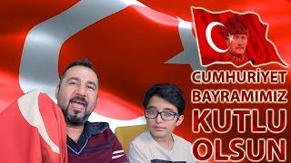 29 Ekim Cumhuriyet Bayramımız Kutlu Olsun - 500. Video
