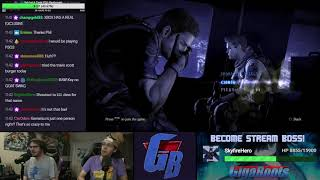 Resident Evil 6 Livestream Playthrough [Part 3]