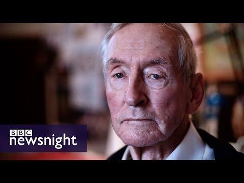 Raymond Briggs on The Snowman, Fungus the Bogeyman and more  - BBC Newsnight