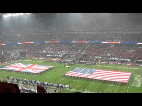 American & British National Anthems