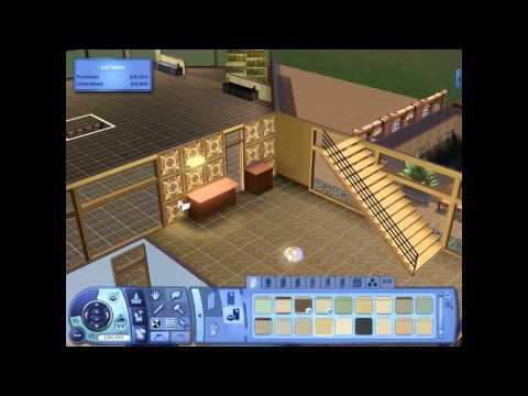 Sims 3 Horsey Apartments! Let's Build It!