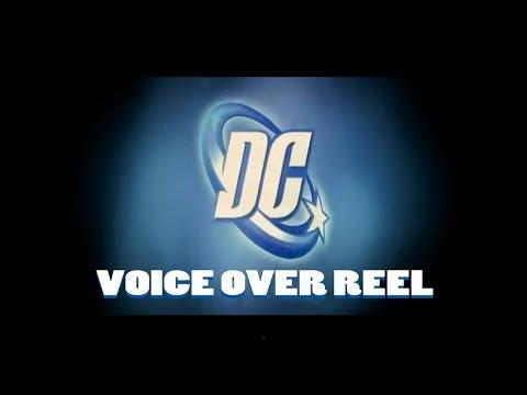 DC Comics Voice Reel (Redo)