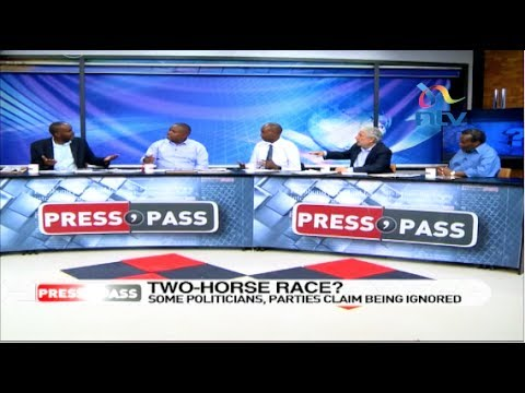 Politicians faulting media over unequal coverage during campaigns - Press Pass