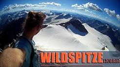 Wildspitze 3768m (Vent - Breslauer Hütte - Mitterkarjoch)