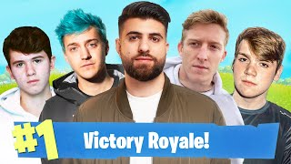 Who is the Bęst Fortnite Player of All Time?