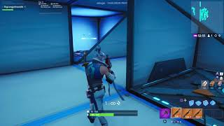 Fortnite - Practicing AR and Shotgun aim. How to improve your accuracy on PS4/Xbox!