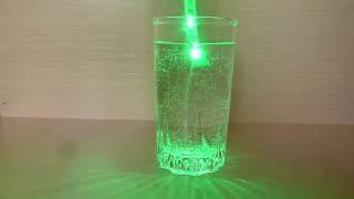 ШОК!!!Что будет если светодиодную ленту опустить в воду.(ШОК!!!Что будет если светодиодную ленту опустить в воду. Пожертвование для канала на покупку видеокамеры.Ян..., 2016-09-12T12:33:01.000Z)