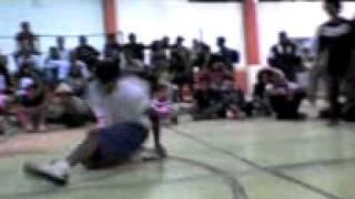 la final de los encuentros de la batalla be break dance en loreto.