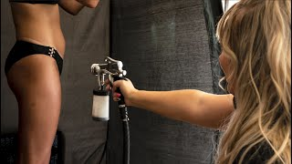 Mobile Spray Tanning | In The Bluff Beauty | AW Creates