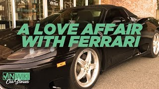 A Love Affair with Ferrari: Buying & Maintaining a Manual 360 Spider