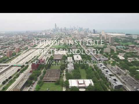 Ludwig Mies Van Der Rohe: Illinois Institute Of Technology