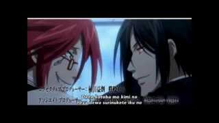 Sebastian And Grell: Bad Romance :AMV: